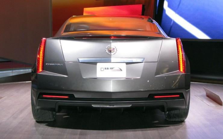 Cadillac converj photo - 3