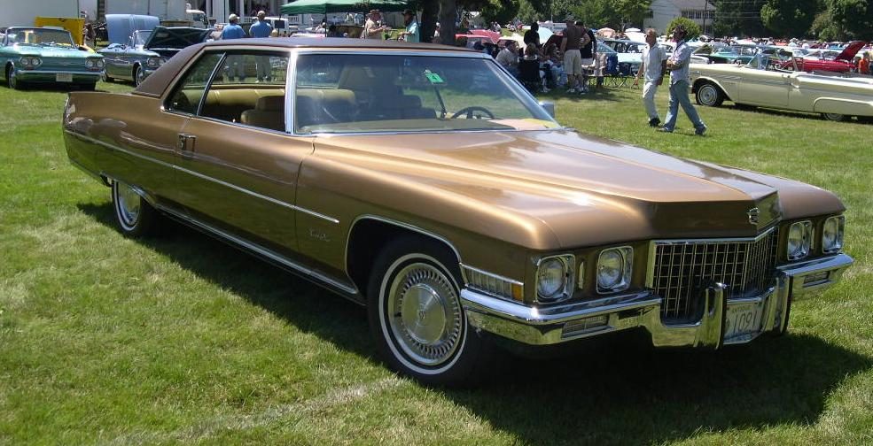 Cadillac coup photo - 2