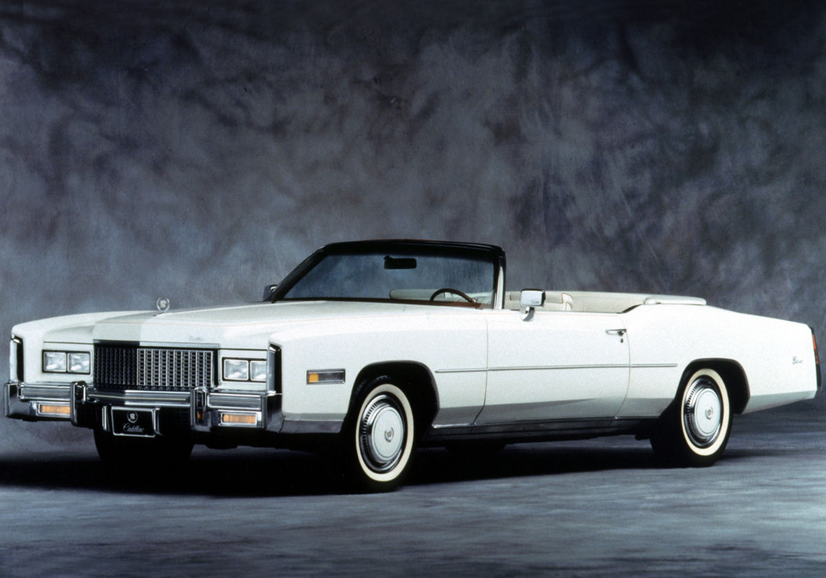 Cadillac eldorado photo - 1