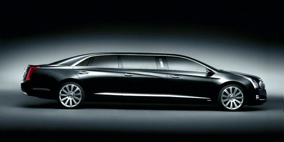 Cadillac limousine photo - 3