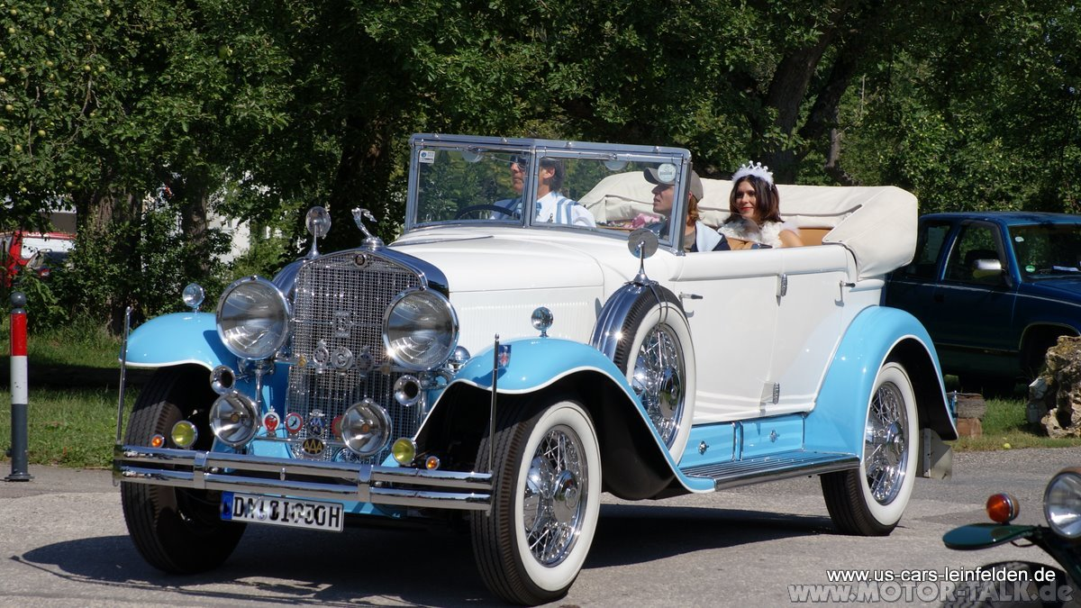 Cadillac phaeton photo - 1
