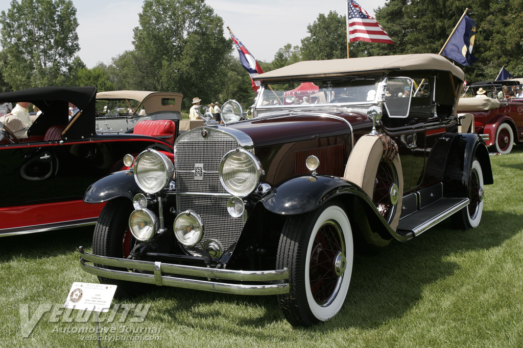Cadillac phaeton photo - 2