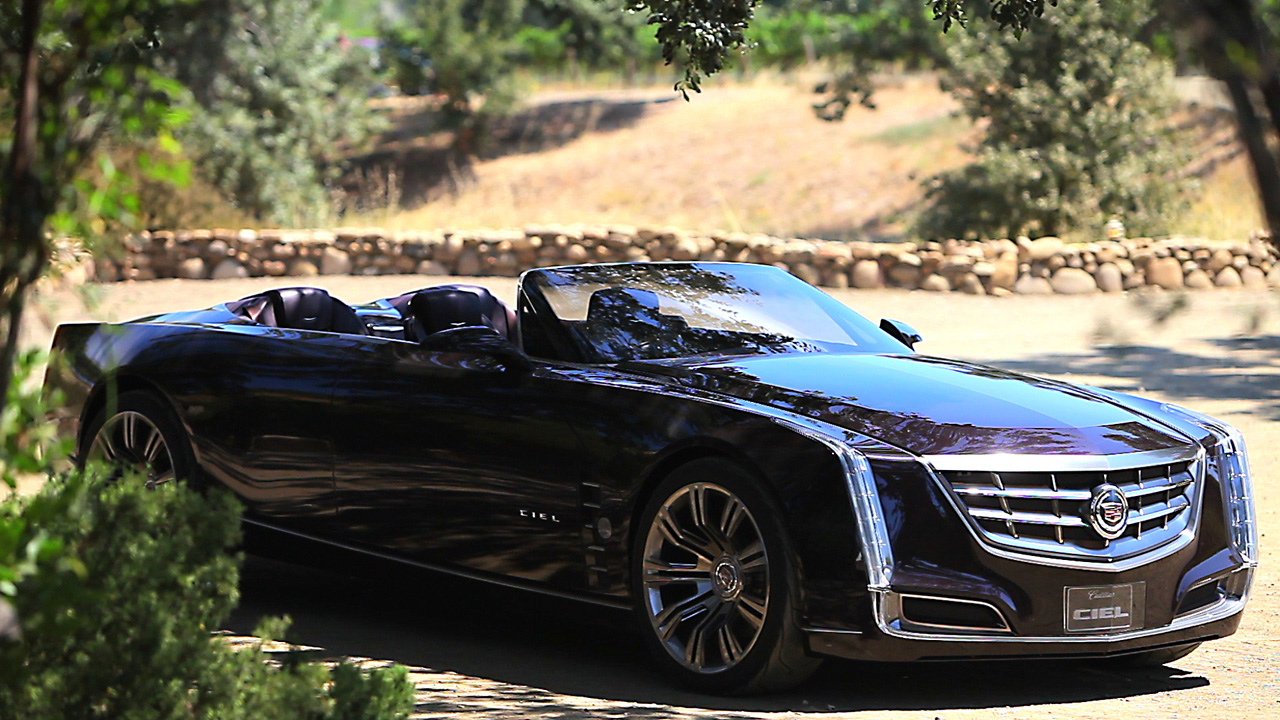 Cadillac vizon photo - 3
