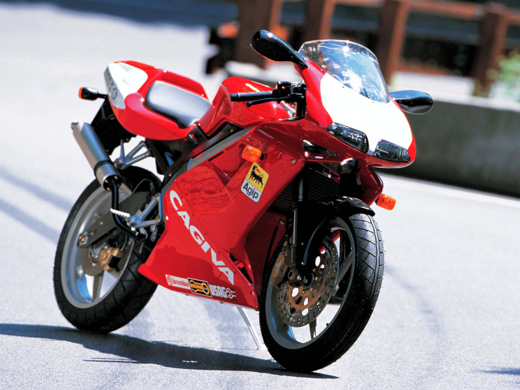 Cagiva 125 photo - 2
