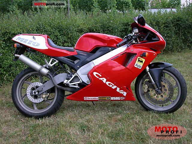 Cagiva 125 photo - 3