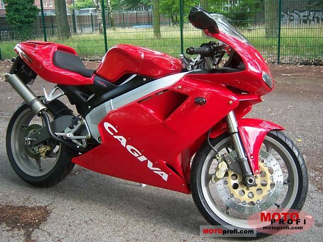 Cagiva 125 photo - 4