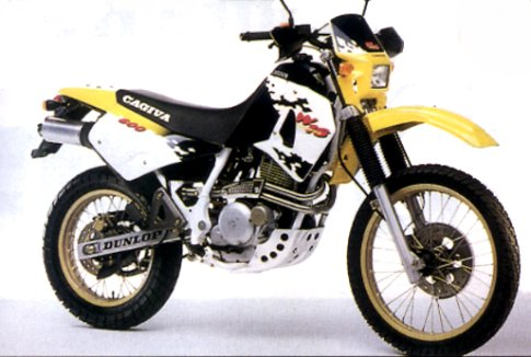 Cagiva 600 photo - 2