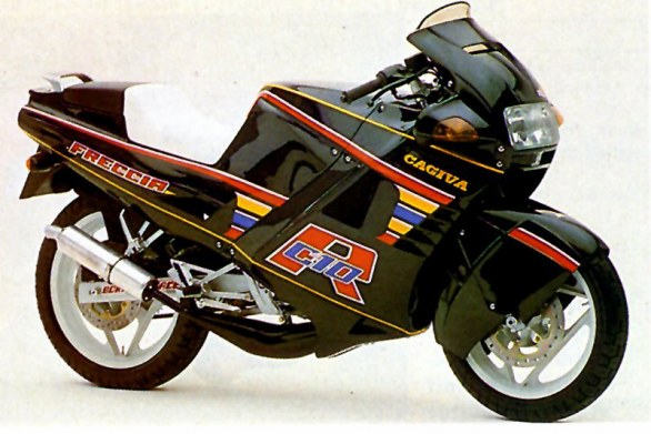 Cagiva aletta photo - 2