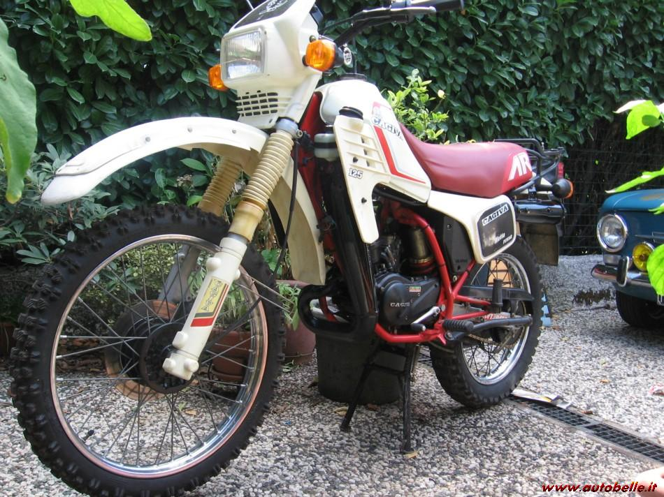 Cagiva aletta photo - 3