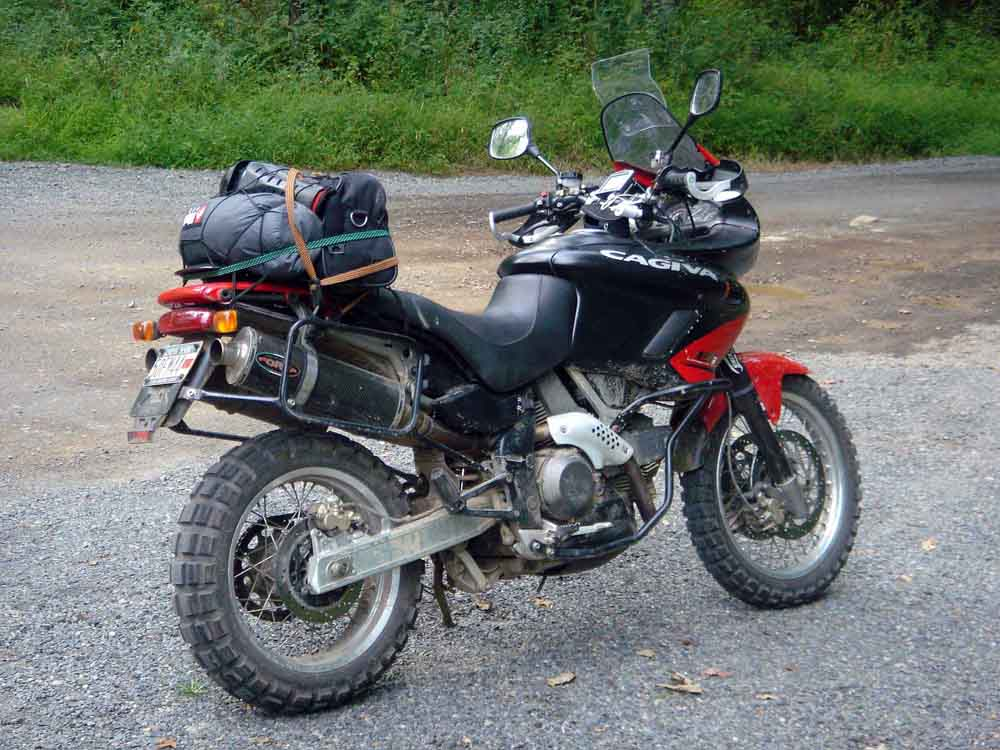 Cagiva navigator photo - 4