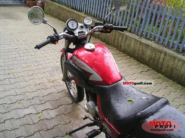 Cagiva roadster photo - 1
