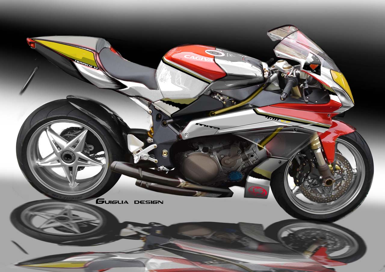 Cagiva t photo - 1