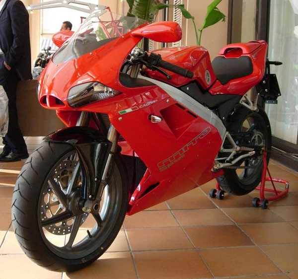 Cagiva t photo - 2