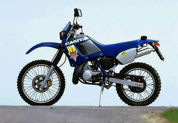 Cagiva w8 photo - 1