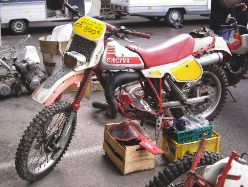 Cagiva wmx photo - 4