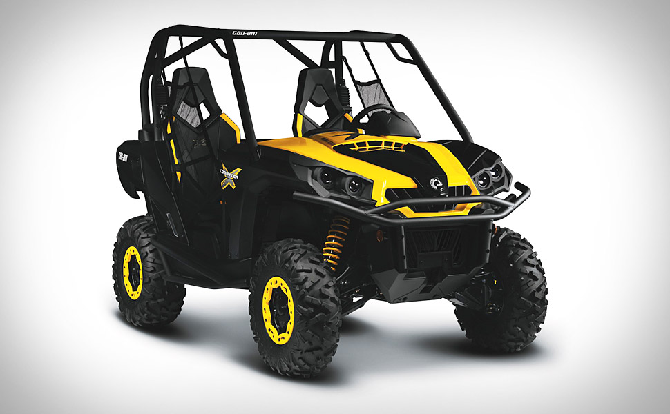 Can-am commander photo - 2