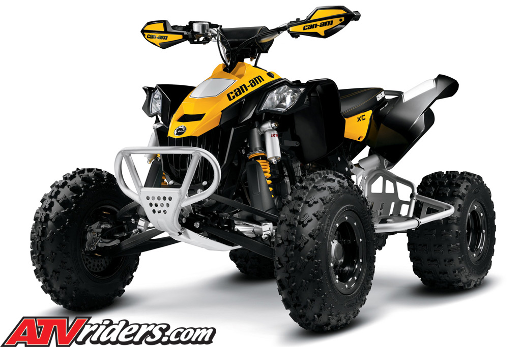 Can-am ds photo - 1