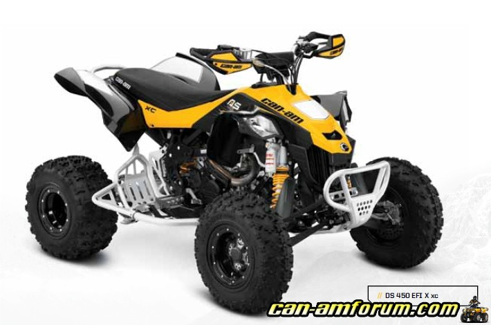 Can-am ds photo - 4