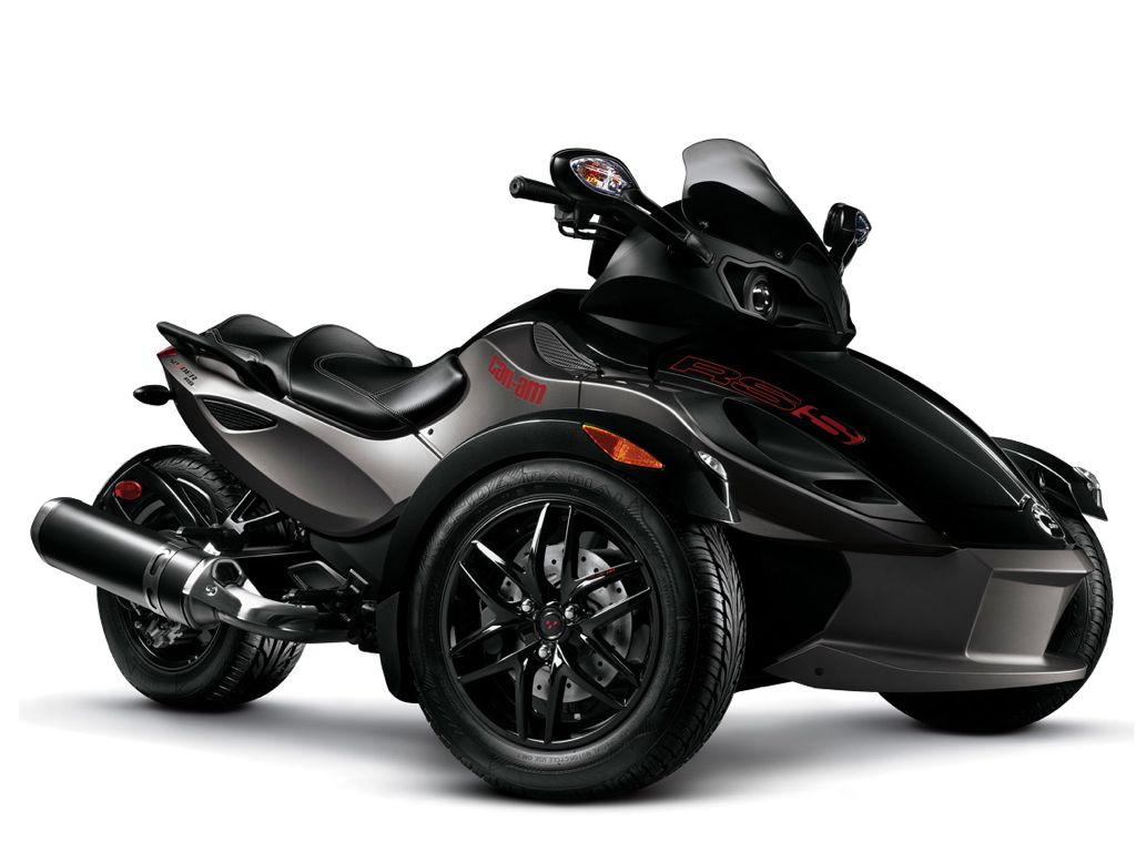 Can-am spyder photo - 1