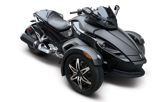 Can-am spyder photo - 3