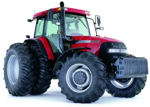 Case tractor photo - 3