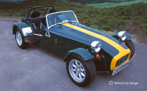 Caterham 1700 photo - 1