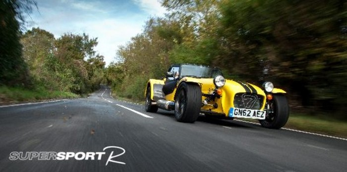 Caterham 21 photo - 4