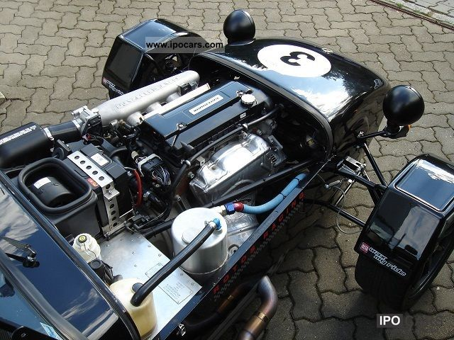 Caterham csr photo - 2