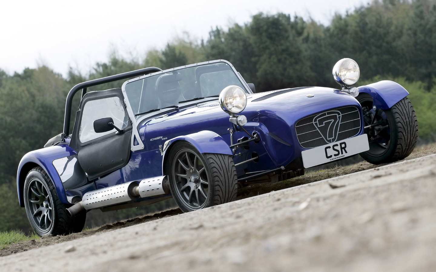 Caterham csr photo - 3