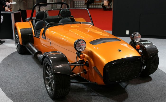 Caterham csr photo - 4