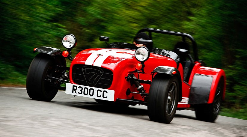 Caterham r500 photo - 2