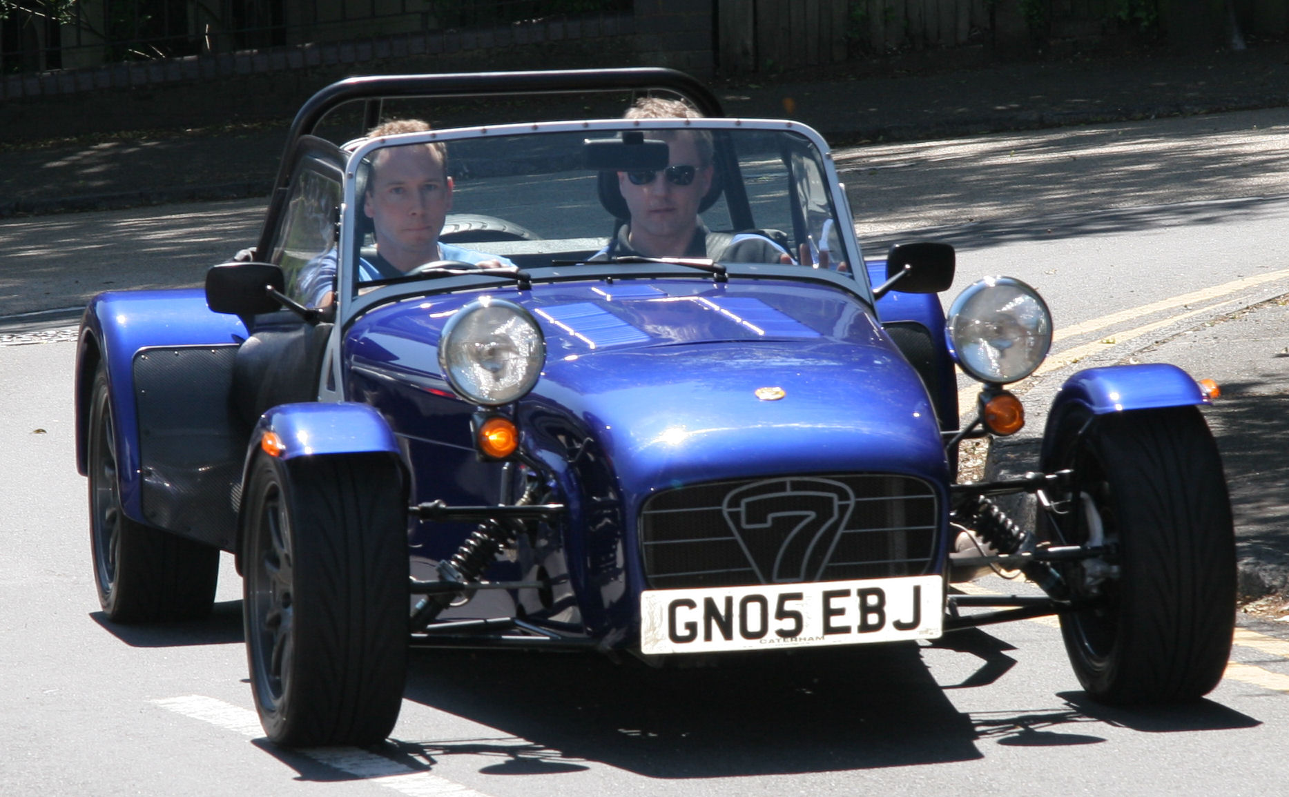 Caterham roadsport photo - 1