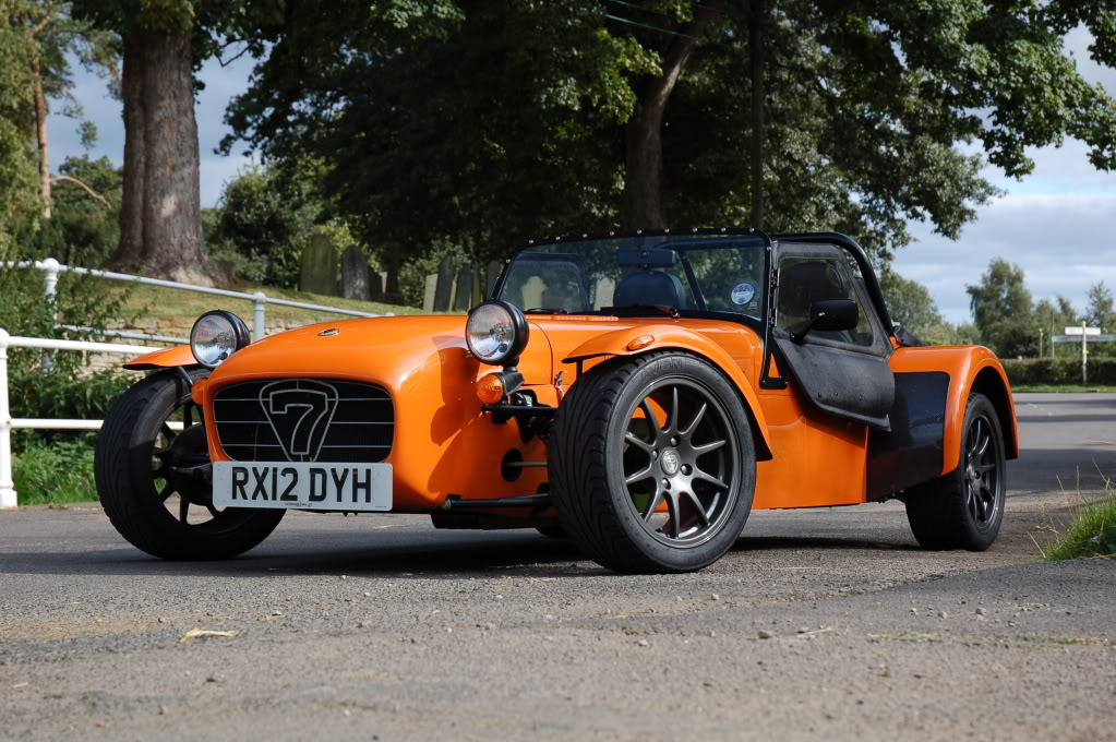 Caterham roadsport photo - 2