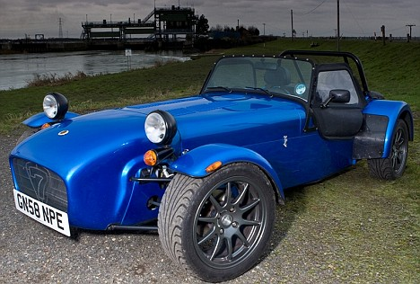 Caterham roadsport photo - 4