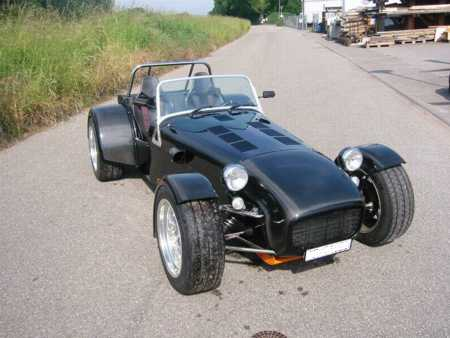 Caterham super photo - 1