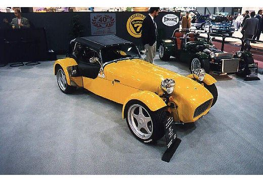 Caterham super photo - 2