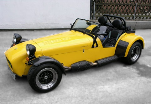 Caterham super photo - 4