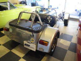 Caterham supersprint photo - 1