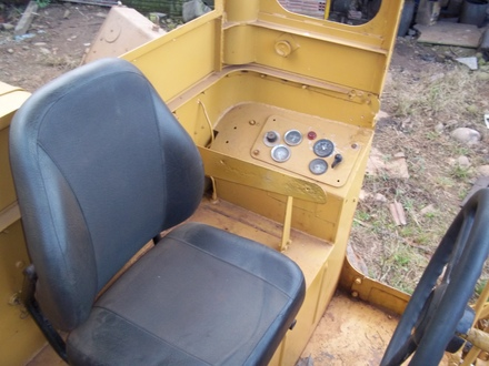 Caterpillar 120b photo - 4