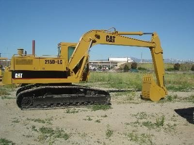 Caterpillar 215 photo - 1