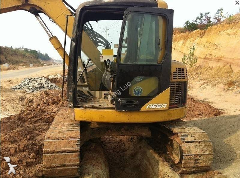 Caterpillar 308c photo - 3