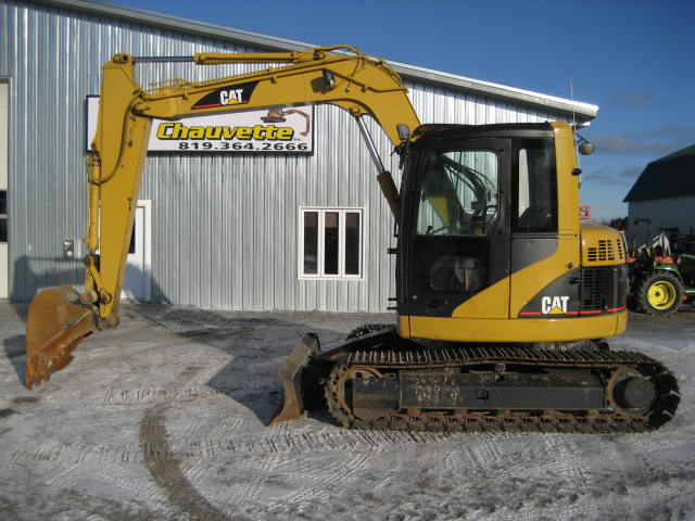 Caterpillar 308c photo - 4