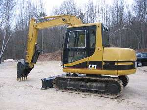 Caterpillar 312cl photo - 4