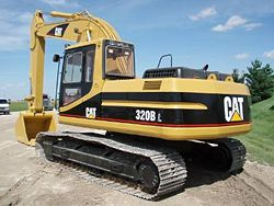 Caterpillar 320 photo - 3