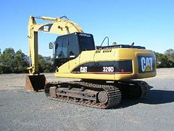 Caterpillar 320 photo - 4
