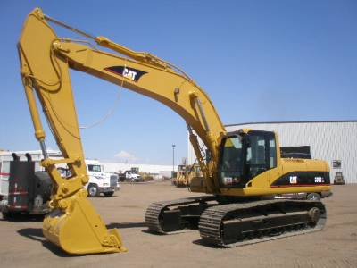 Caterpillar 330 photo - 2