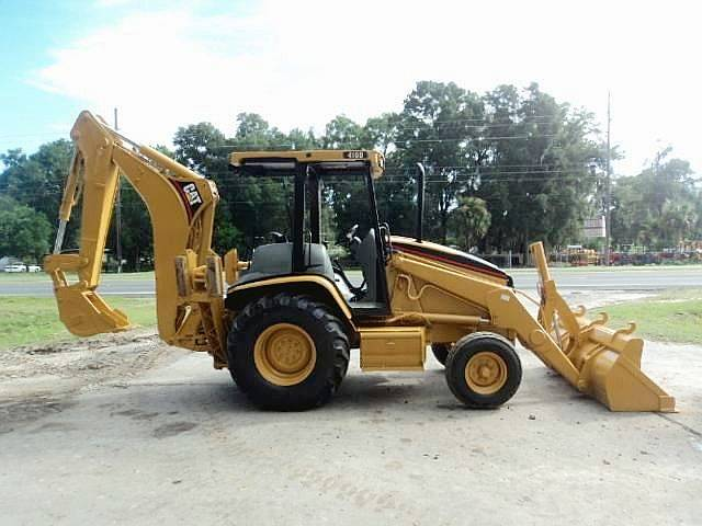 Caterpillar 416d photo - 2