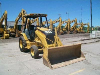Caterpillar 416d photo - 4