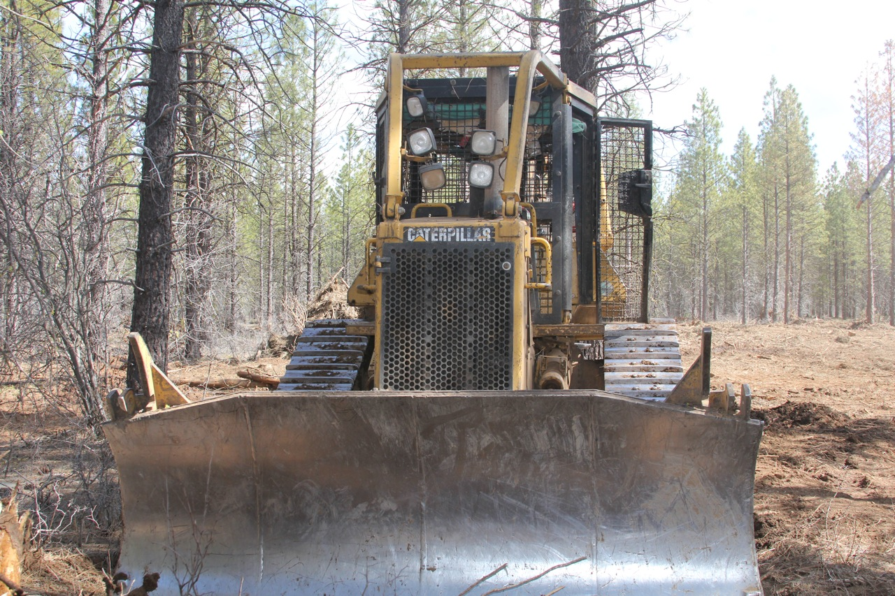 Caterpillar 515 photo - 1