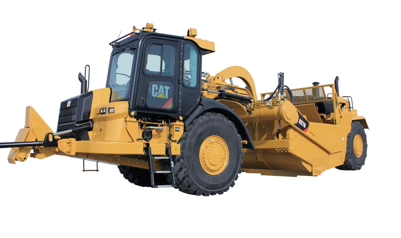 Caterpillar 621 photo - 1